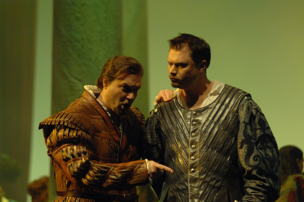 Otello in Liege 2011