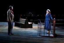Act 3 Boheme James Edwards RAH